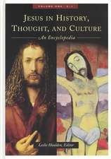 JESUS IN HIST THOUGHT & CULTUR