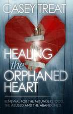 Healing the Orphaned Heart:  Renewal for the Misunderstood, the Abused, and the Abandoned