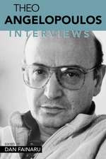 Theo Angelopolous:  Interviews