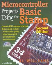 Microcontroller Projects Using the Basic Stamp:  How to Turn Technical Assistance Into a Profitable Relationship