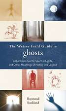 The Weiser Field Guide to Ghosts:  Apparitions, Spirits, Spectral Lights, and Other Hauntings of History and Legend