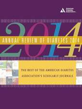 Annual Review of Diabetes 2014:  A Series of Teaching Outlines