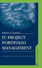 It Project Portfolio Managment