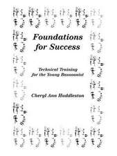 Foundations for Success: Bassoon