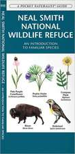 Neal Smith National Wildlife Refuge:  A Folding Pocket Guide to Familiar Species