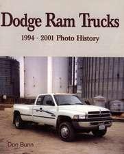 Dodge RAM Trucks:  1994-2001 Photo History
