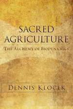 Sacred Agriculture