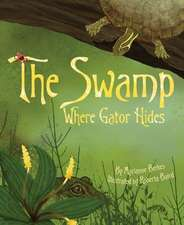 The Swamp Where Gator Hides:  Flowing Out to the Sea
