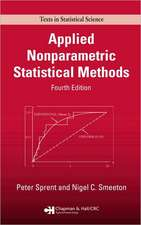Applied Nonparametric Statistical Methods