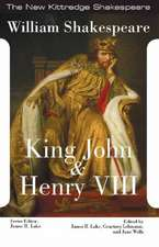 King John and King Henry VIII