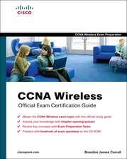 CCNA Wireless Official Exam Certification Guide (CCNA IUWNE