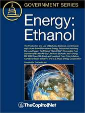 Energy:  The Production and Use of Biofuels, Biodiesel, and Ethanol, Agriculture-Based Renewable Energy Production Inc