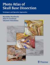 Photo Atlas of Skull Base Dissection: Techniques and Operative Approaches