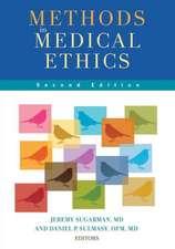 Methods in Medical Ethics