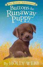 Buttons the Runaway Puppy