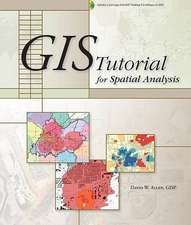 GIS Tutorial II: Spatial Analysis Workbook