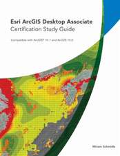 Esri ArcGIS Desktop Associate:  Compatible with ArcGIS 10.1 and ArcGIS 10.0 [With DVD]