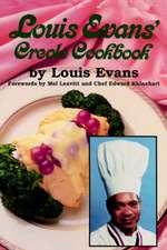 Louis Evans' Creole Cookbook