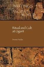 Ritual and Cult at Ugarit