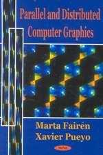 Parallel & Distributed Computer Graphics
