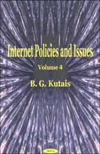 Internet Policies & Issues, Volume 4