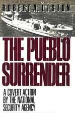 The Pueblo Surrender