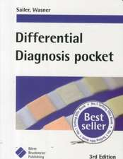 Differential Diagnosis Pocket:  Clinical Reference Guide