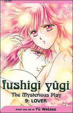 Fushigi Yûgi, Vol. 9: Lover