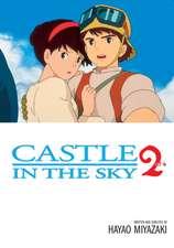 Castle in the Sky Film Comic, Vol. 2