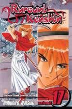 Rurouni Kenshin, Vol. 17