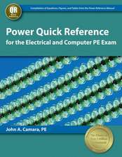 Power Quick Reference for the Electrical and Computer PE Exam