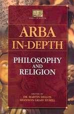 Arba In-Depth:  Philosophy and Religion