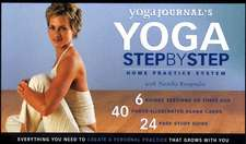 """YOGA JOURNAL'S"" YOGA STEP-BY-STEP HOME PRACTICE SYSTEM"