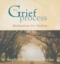 The Grief Process:  Meditations for Healing [With Study Guide]