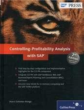 Controlling-Profitability Analysis with SAP