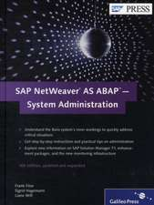SAP Netweaver as Abap--System Administration