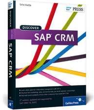 Discover SAP CRM
