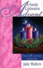 Advent:  Prayers & Activities for Each Day