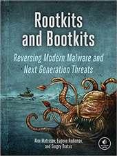 Rootkits And Bootkits