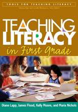 Teaching Literacy in First Grade:  Helping Your Loved One Get the Most Out of Life