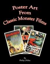 Poster Art from the Classic Monster Films