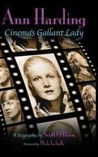 Ann Harding - Cinema's Gallant Lady (Hardback)