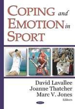 Coping & Emotion in Sport