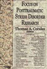 Focus on Post-Traumatic Stress Disorder Research