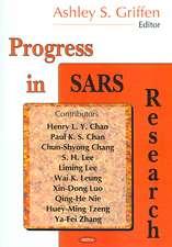 Progress in SARS Research