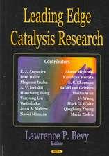 Leading Edge Catalysis Research