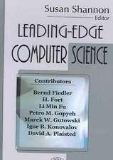 Leading-Edge Computer Science