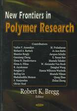 New Frontiers in Polymer Research