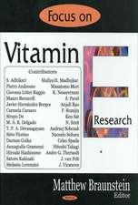 Focus on Vitamin E Research