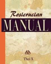 Rosicrucian Manual (1920)